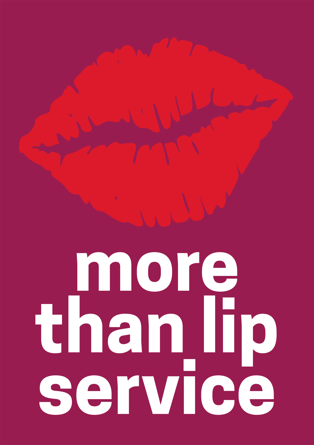 Prevention needs more than lip service